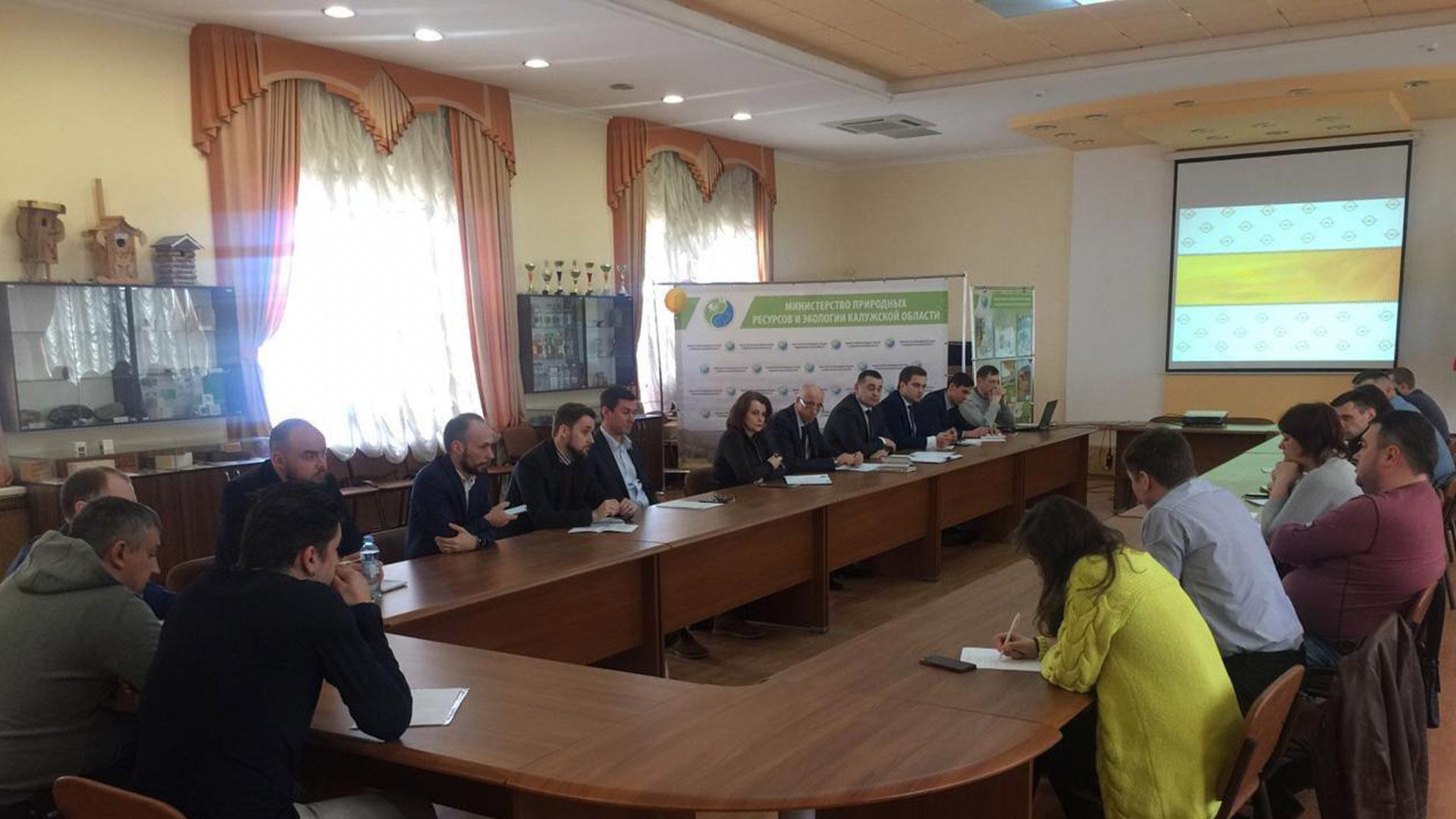 25 марта в Калуге состоялась дискуссия, посвященная отрасли такси