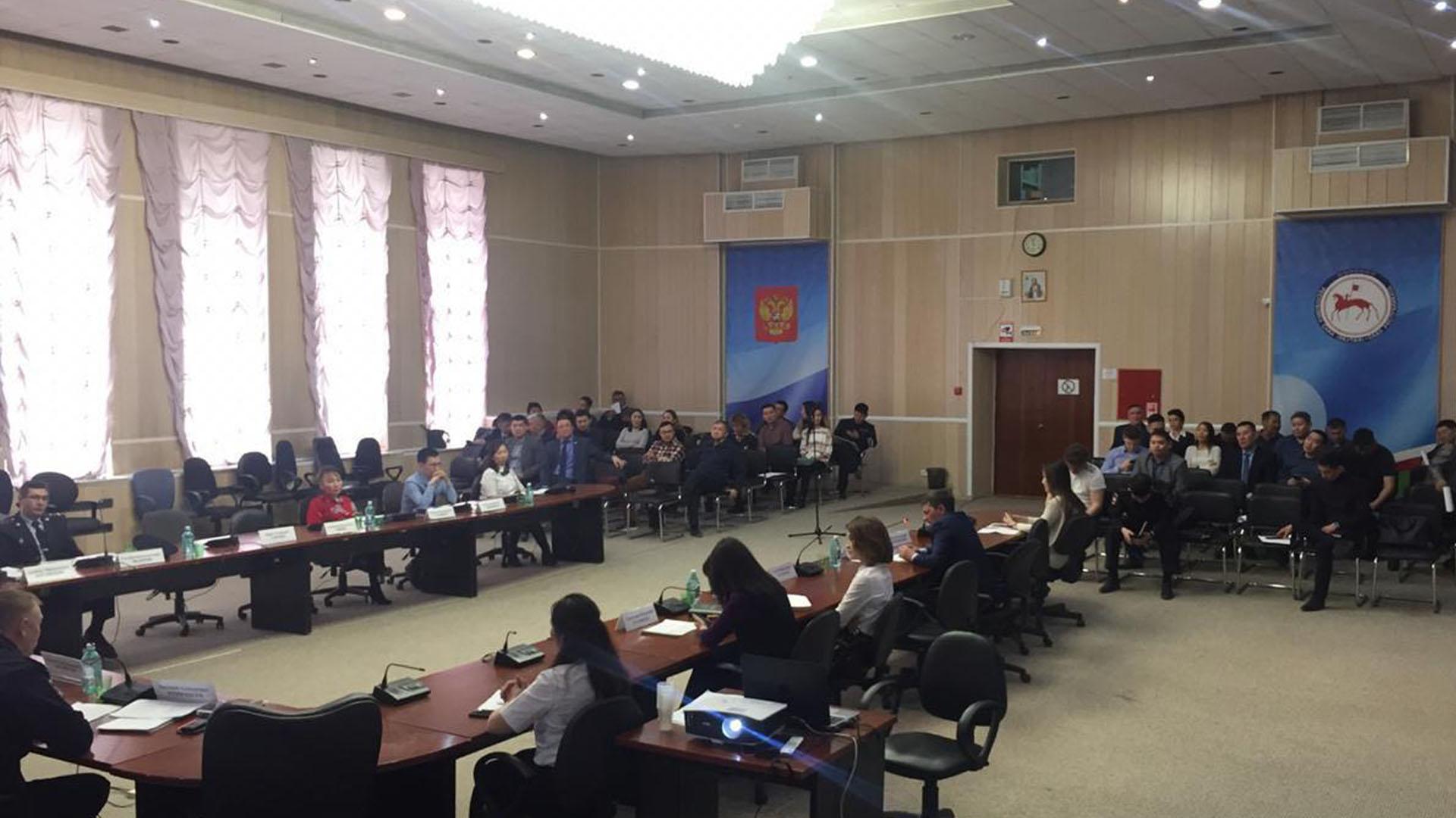 В Якутии прошло совещание по вопросам пассажирских перевозок