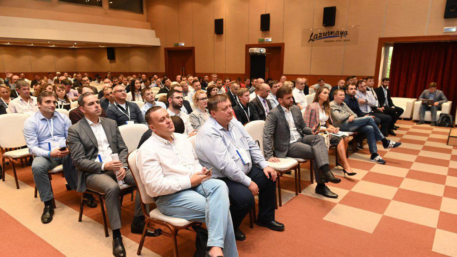 В Сочи прошла Всероссийская конференция TAXI–2019. Главное