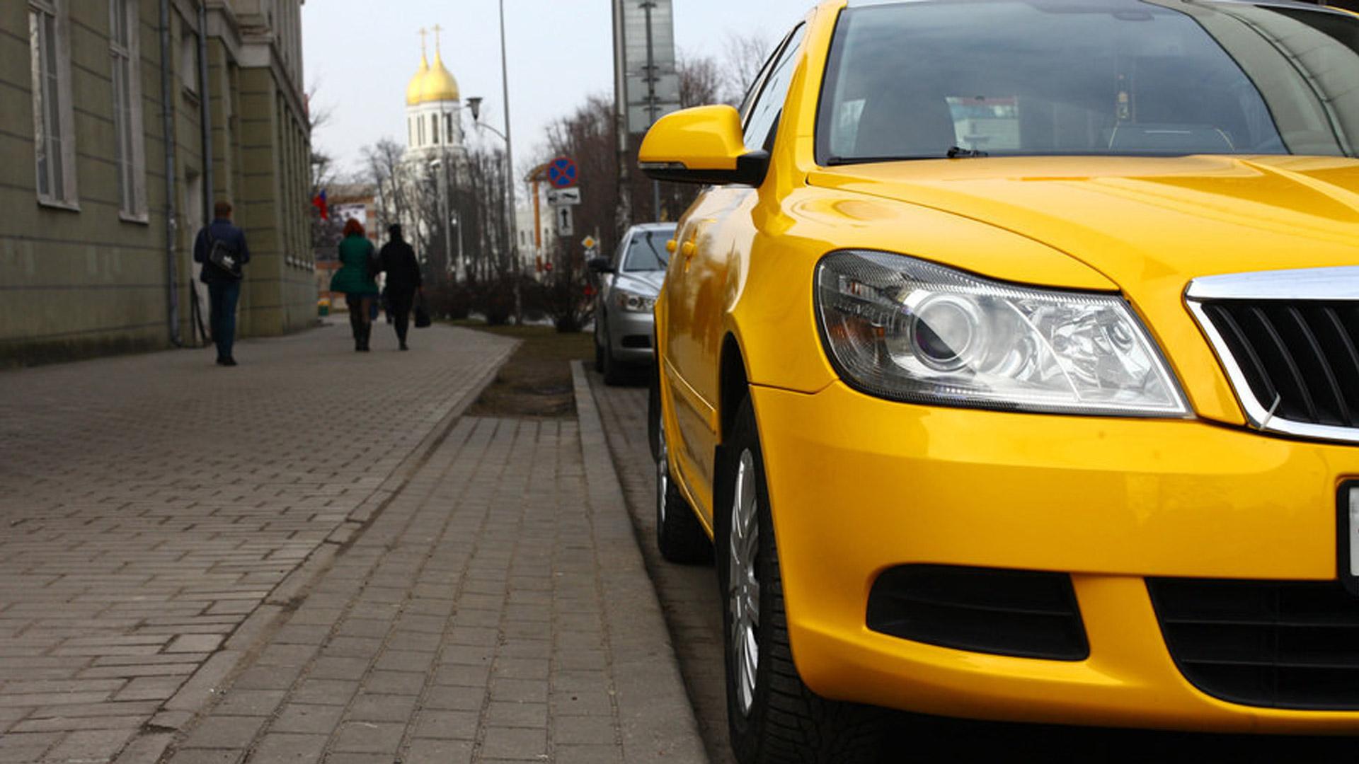 Службы такси в Адыгее восстановили свою работу