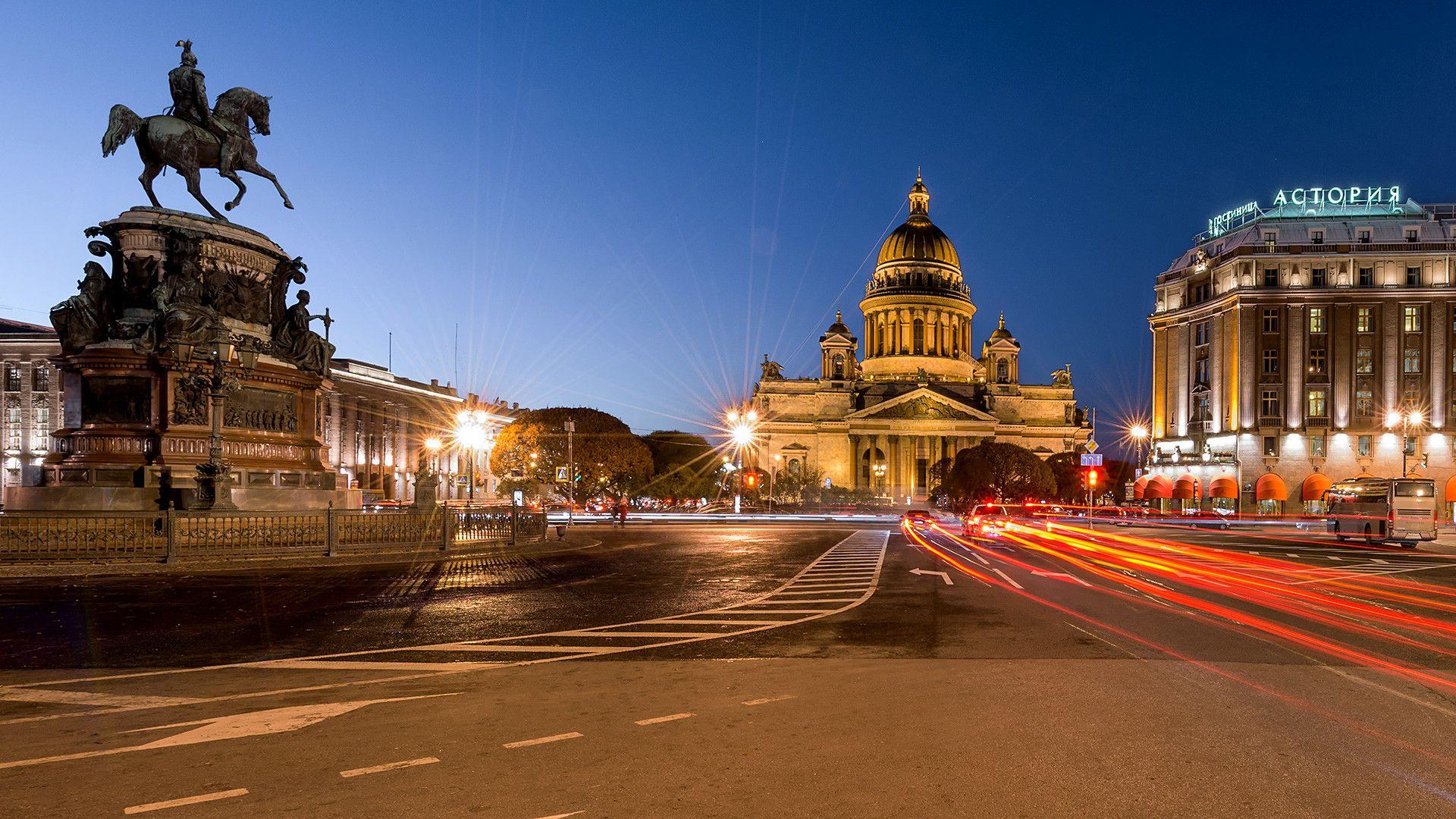 В Санкт-Петербурге могут организовать платный въезд в центр