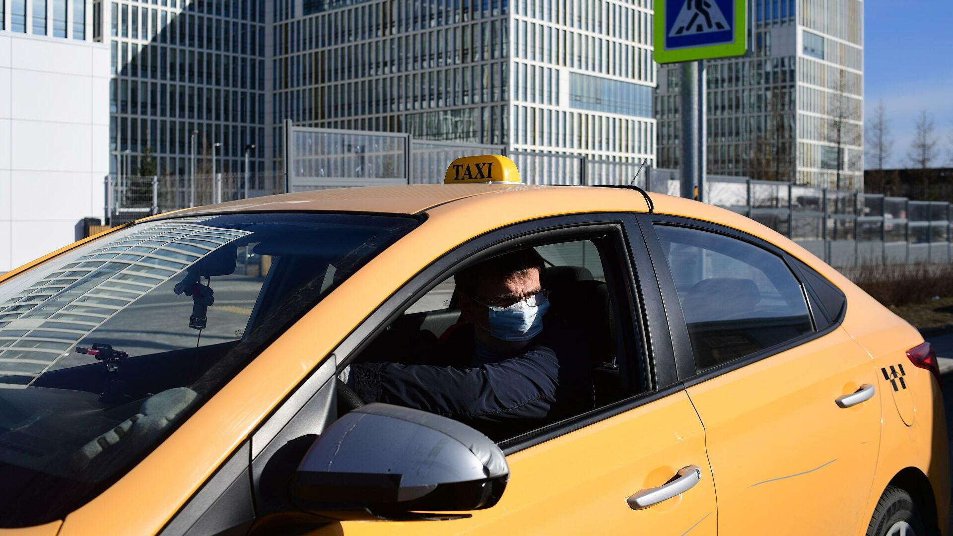 Легальные такси Санкт-Петербурга подключат к единой информационной системе