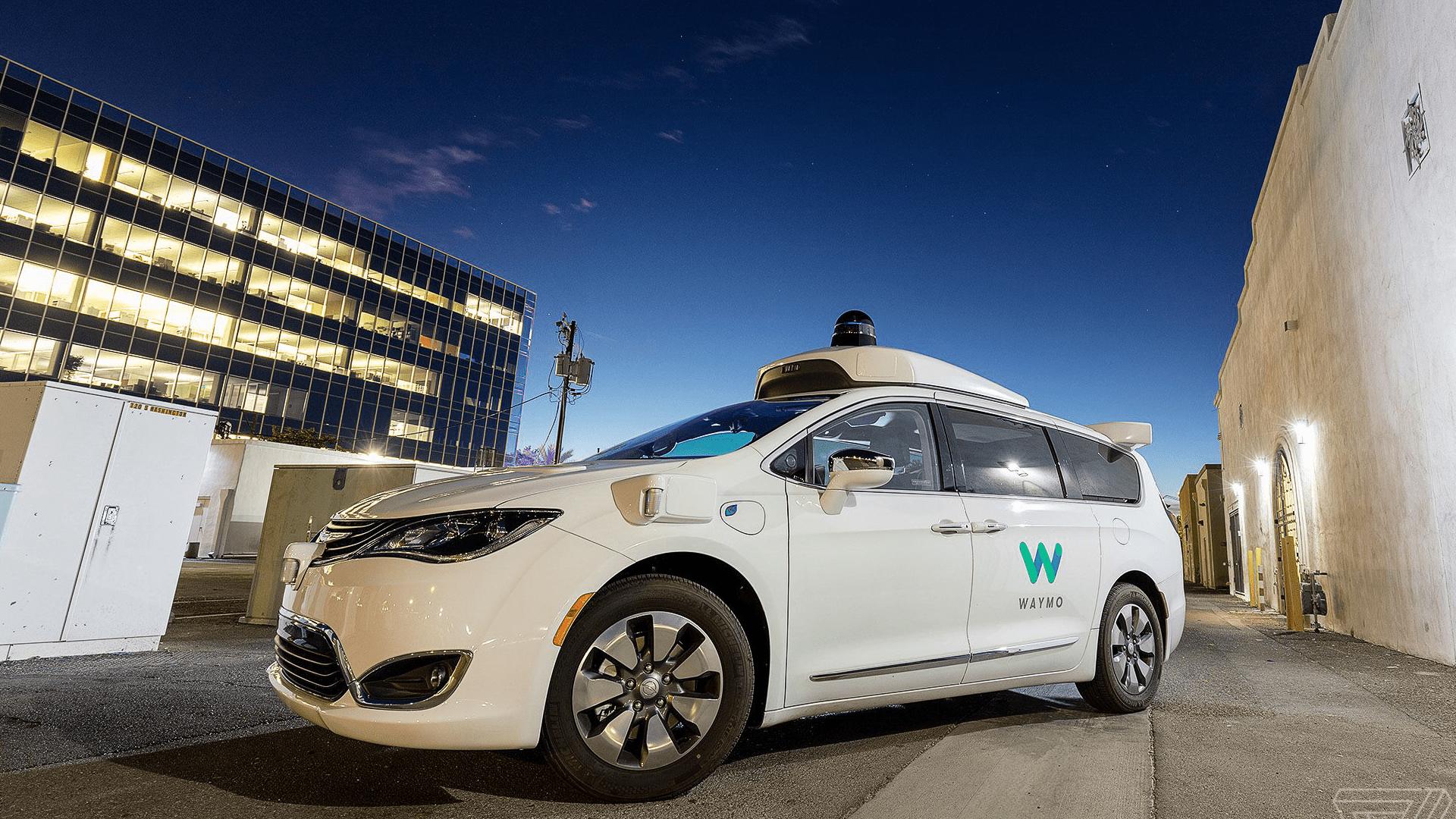 Waymo запускает свой сервис по заказу полностью беспилотных такси в открытый доступ