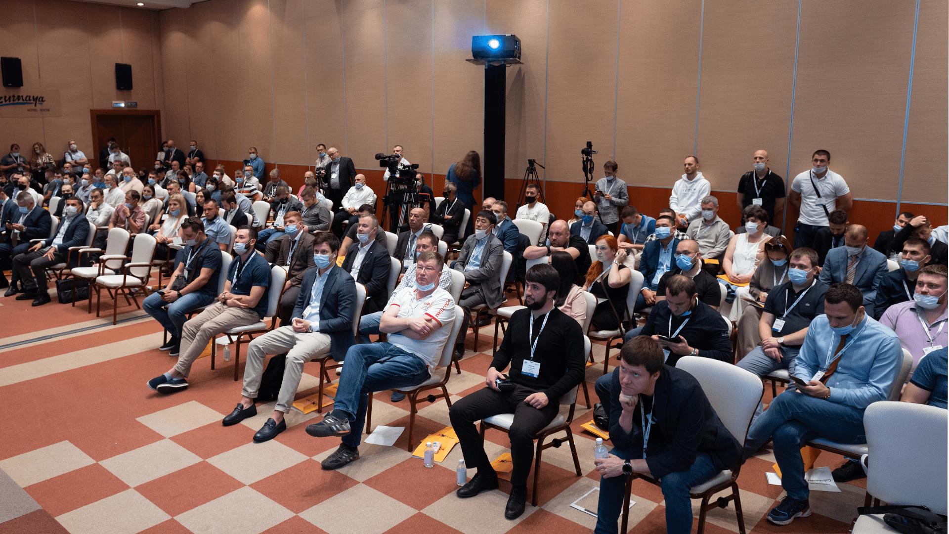 Итоги Всероссийской конференции TAXI-2020 в Сочи