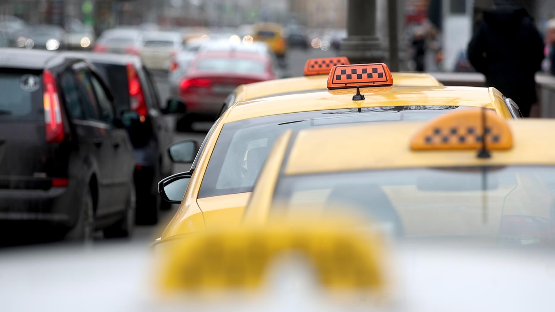 Власти Ростовской области решили провести аудит такси