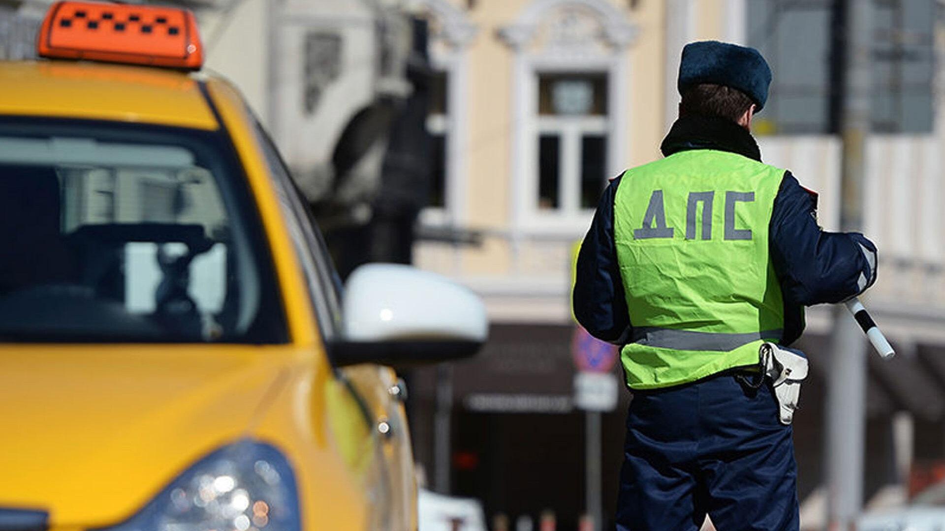 В Петербурге и Ленобласти начались рейды по проверке такси