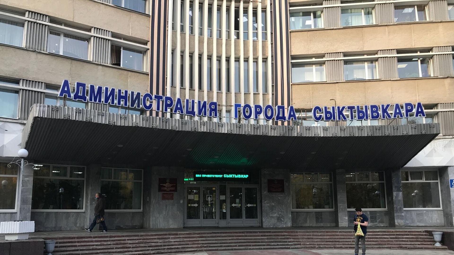 Водители такси Сыктывкара предложили помощь по обеспечению безопасности дорожного движения