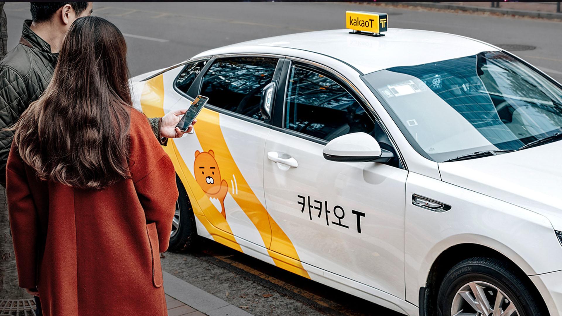 Google инвестирует более 44 миллионов долларов в компанию по вызову такси Kakao Mobility