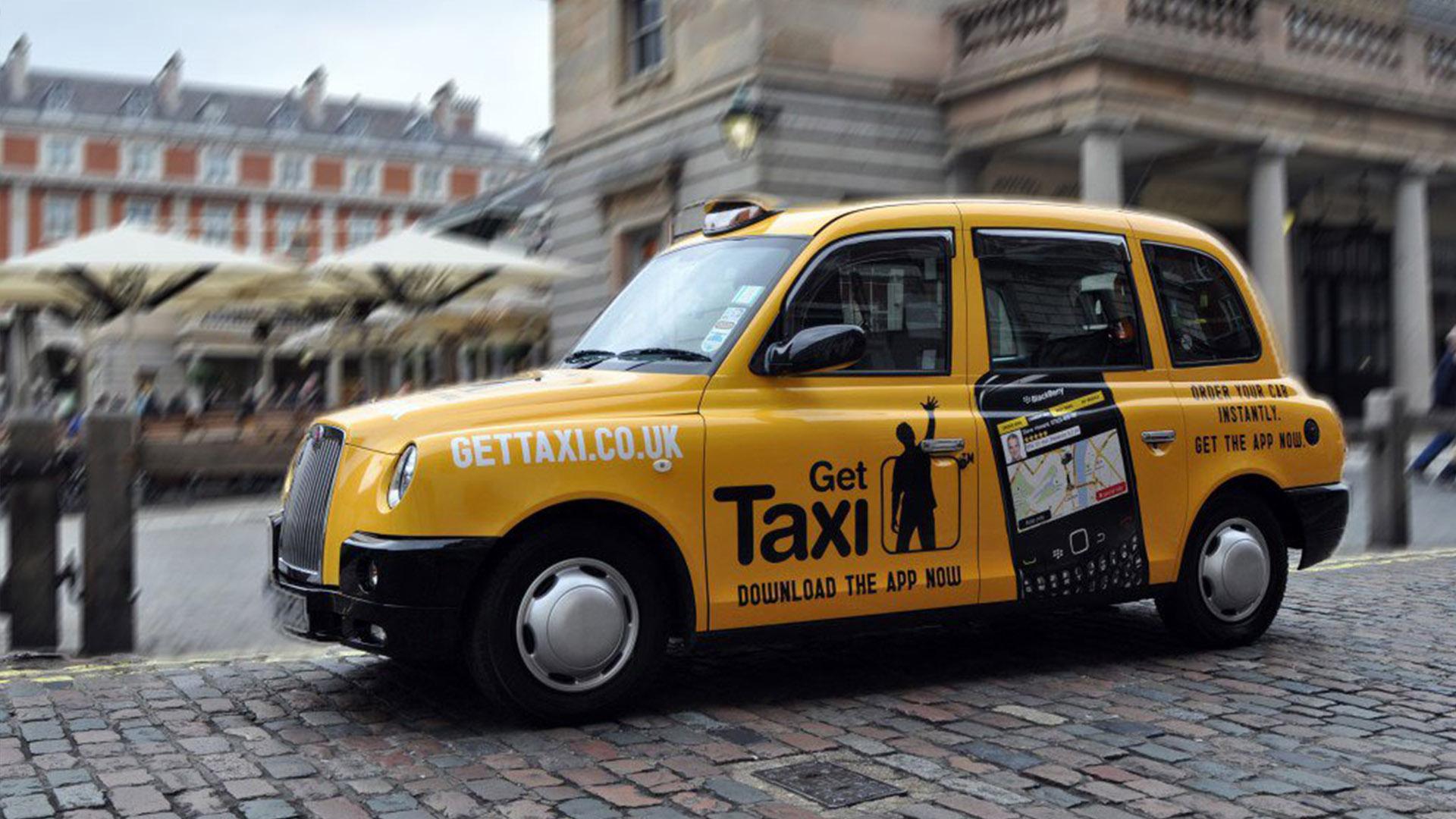 Британская технологическая компания Gett заключила партнерство с американским такси Curb