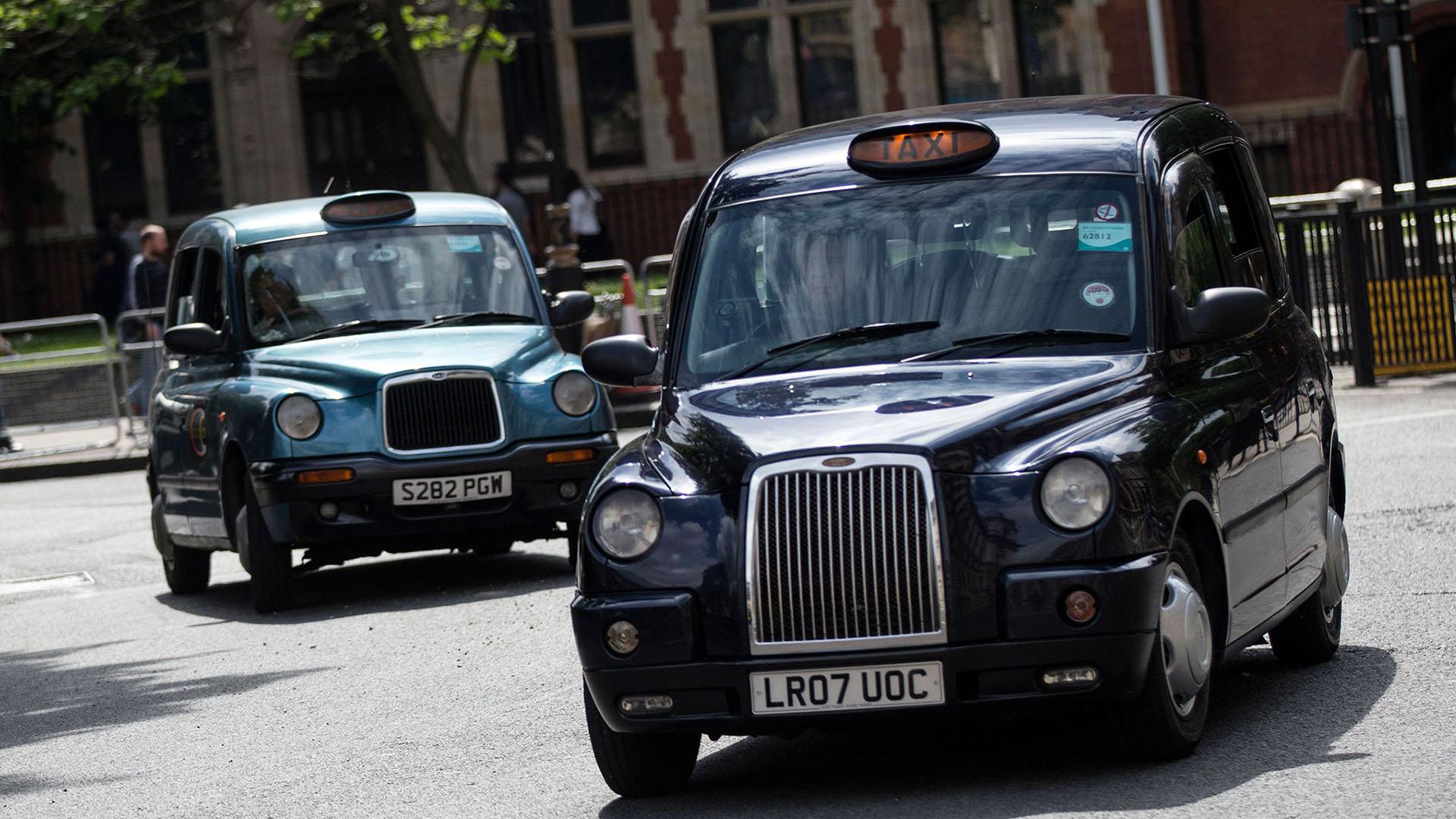 Как повлияло ослабление ковид-ограничений на индустрию такси в Великобритании?