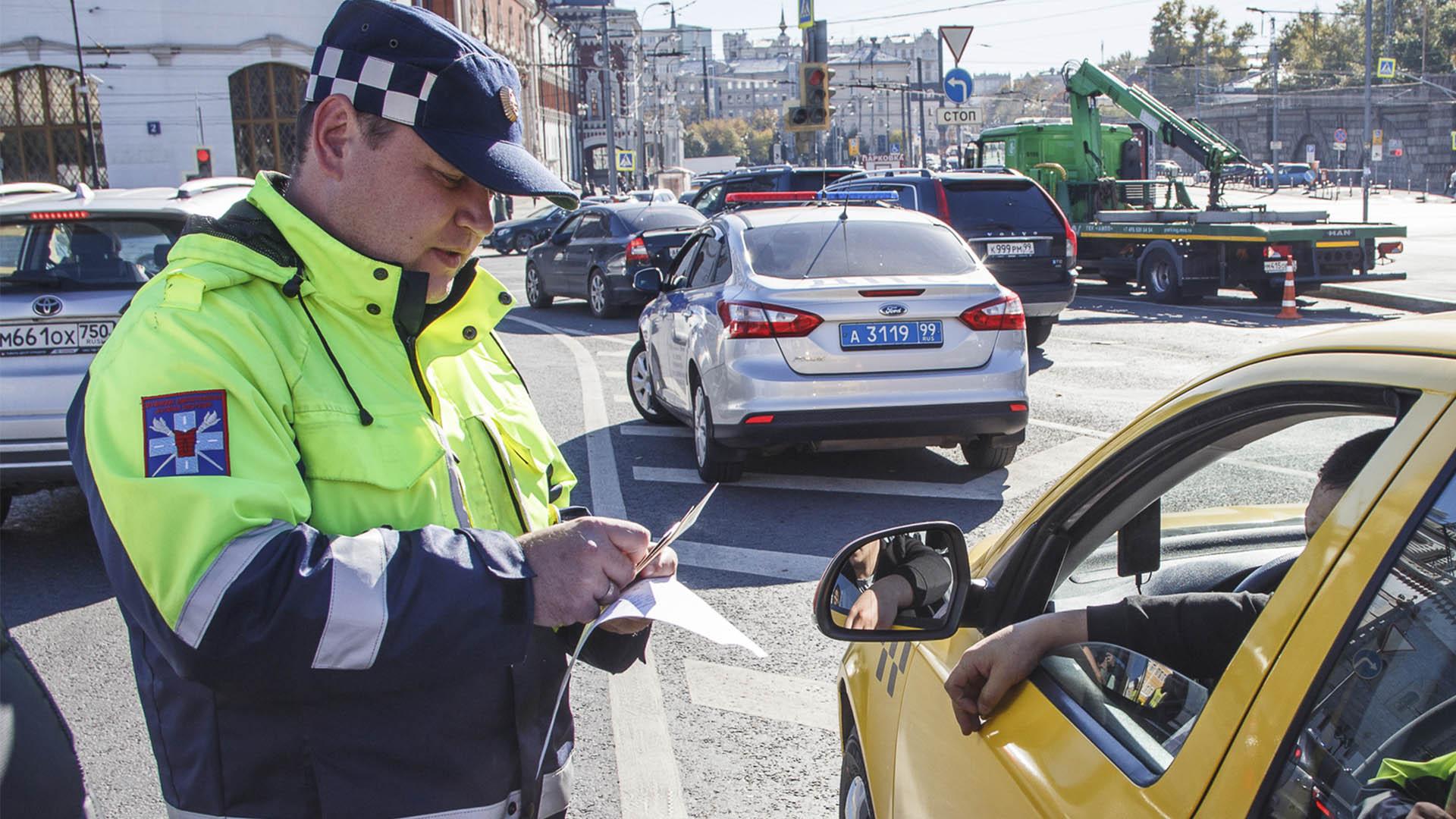 В Подмосковье за май на 30% сократилось число нарушений в сфере таксомоторных перевозок
