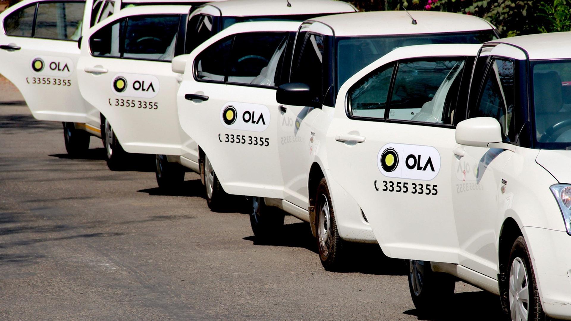 Транспортный департамент проводит рейды в офисах Ola и Uber в Бангалоре