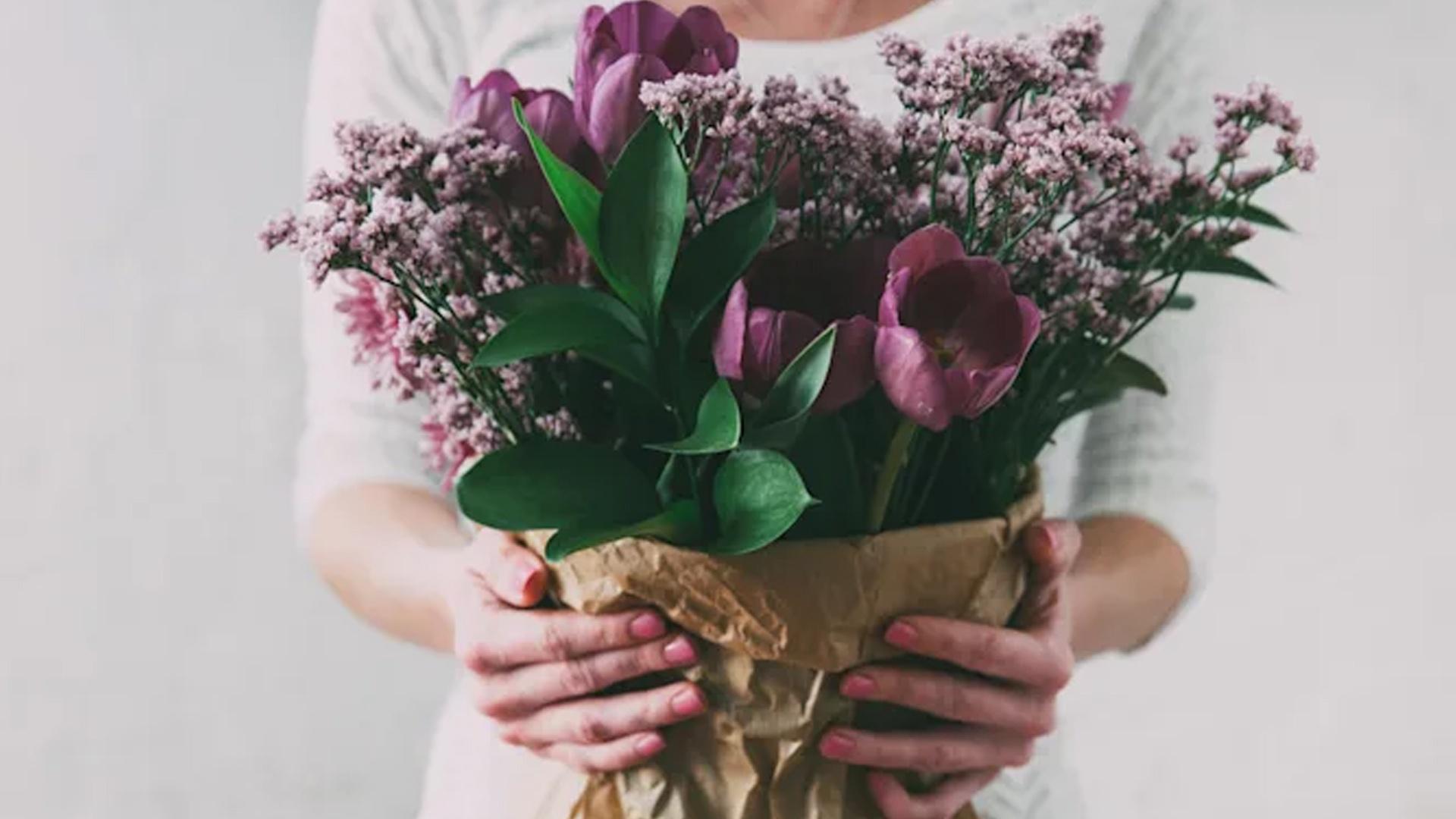 Uber запускает доставку цветов