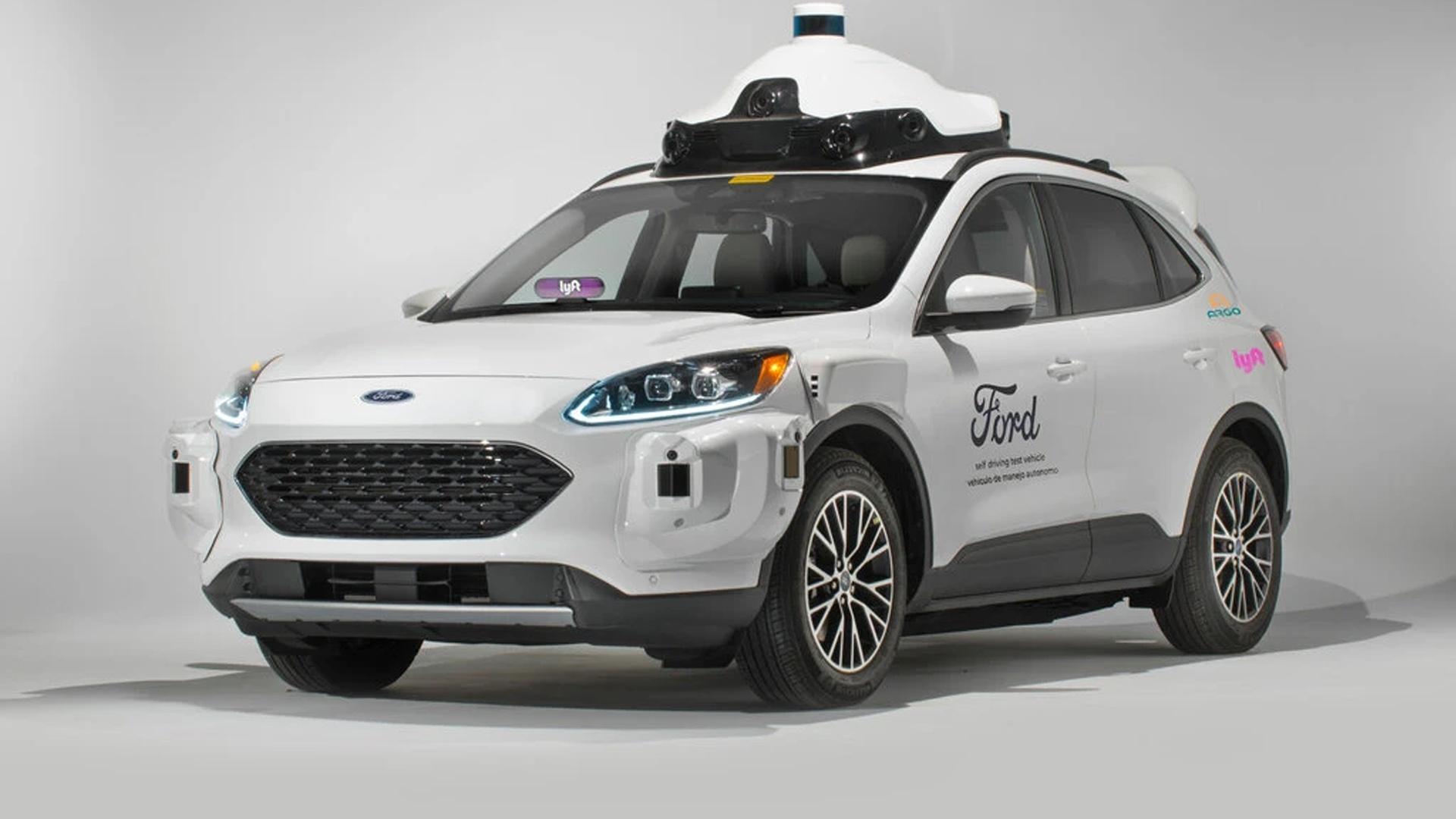 Lyft объединится с Ford и стартапом по производству беспилотных автомобилей, чтобы осуществлять поездки в Майами