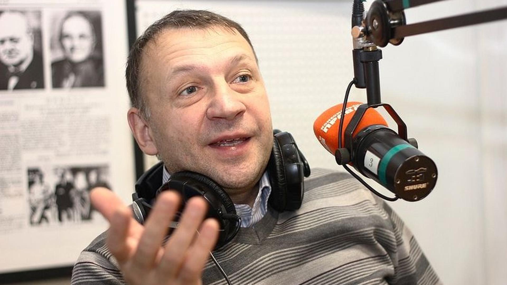 Вести FM: Владимир Герасименко о конфликтах между водителями и пассажирами