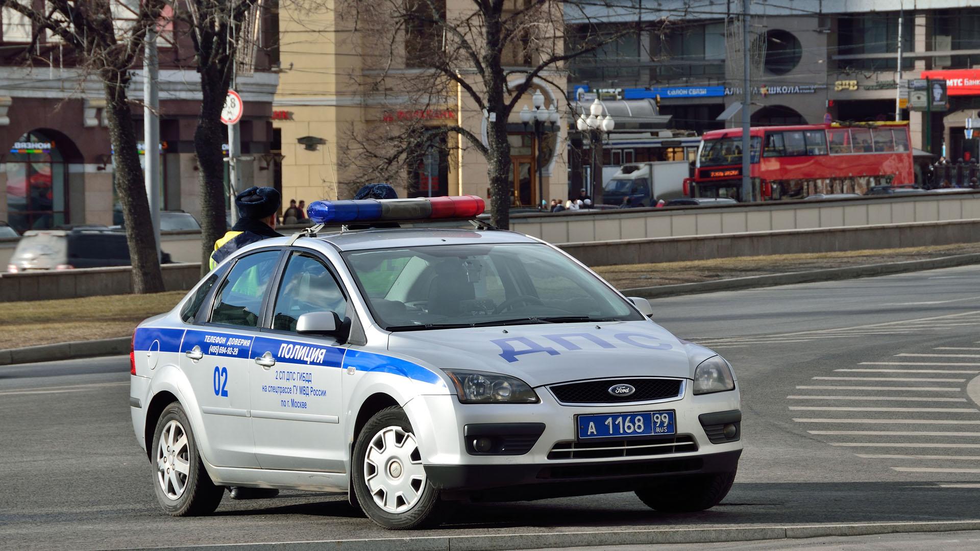 В России за первое полугодие 2021 года произошло 57613 ДТП