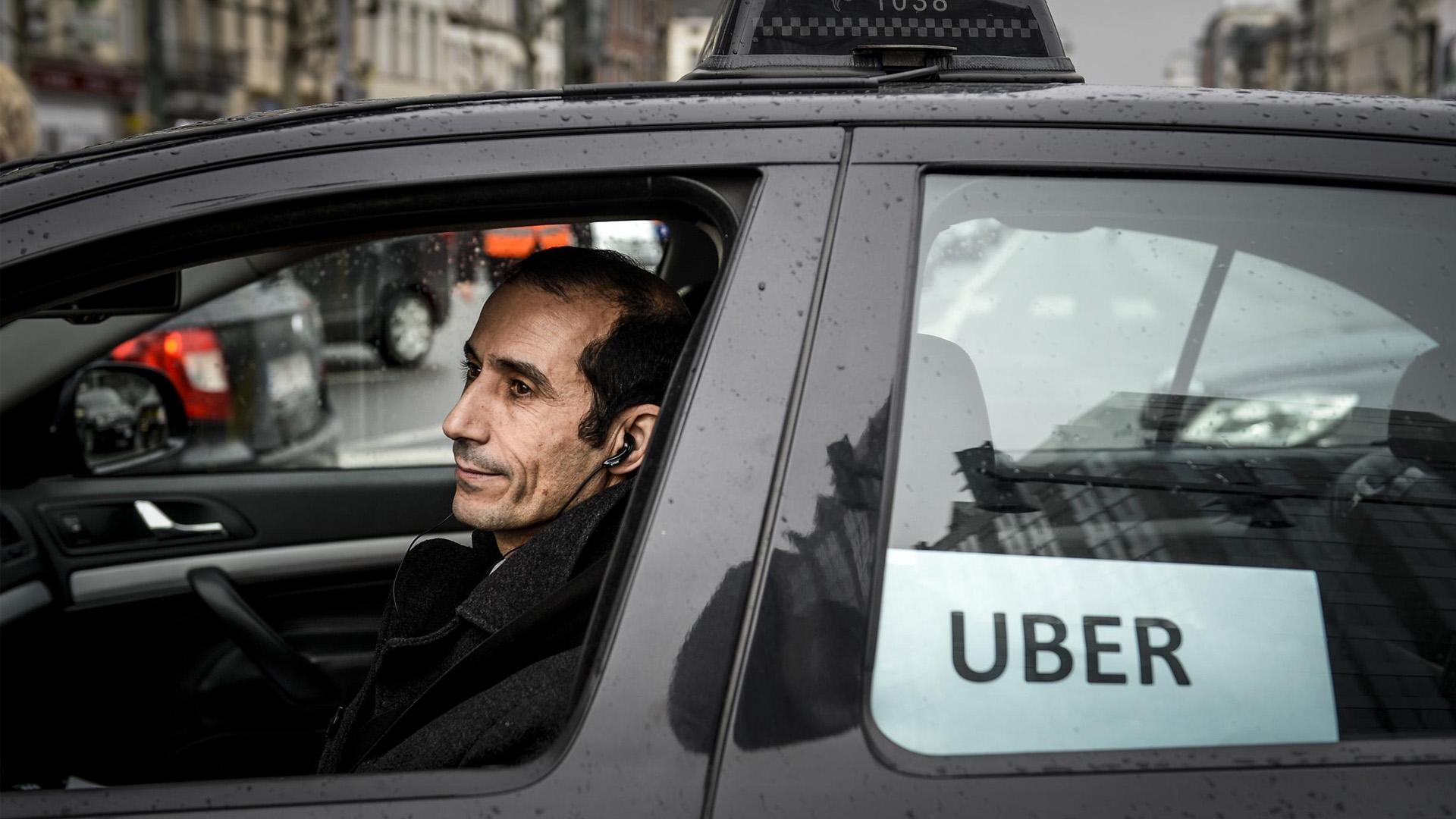 В Нидерландах водителей Uber суд признал наемными рабочими