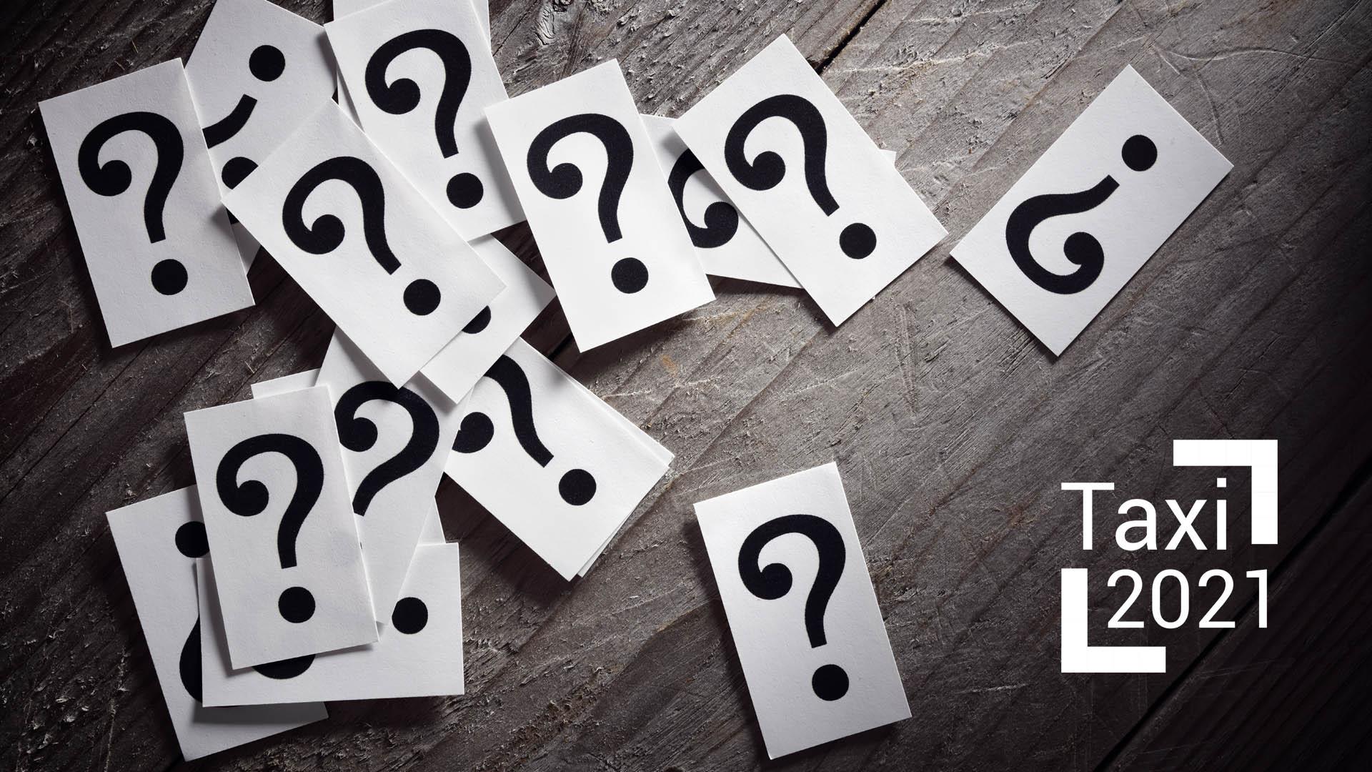 Основные вопросы к сервисам по заказу такси от представителей отрасли